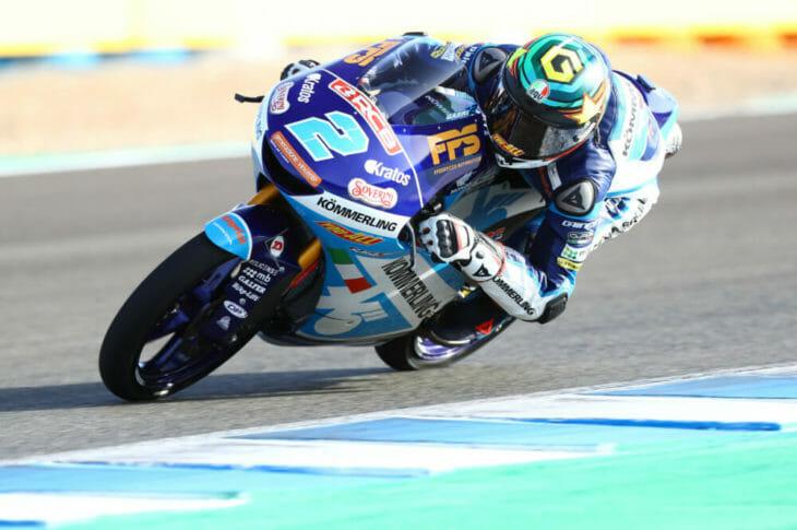 2020 Spanish MotoGP Rodrigo