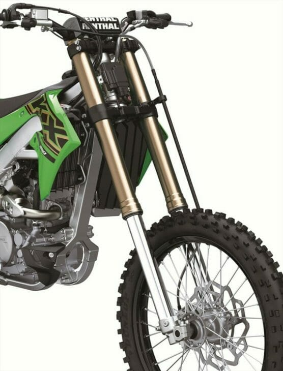 2021 Kawasaki KX250 First Look