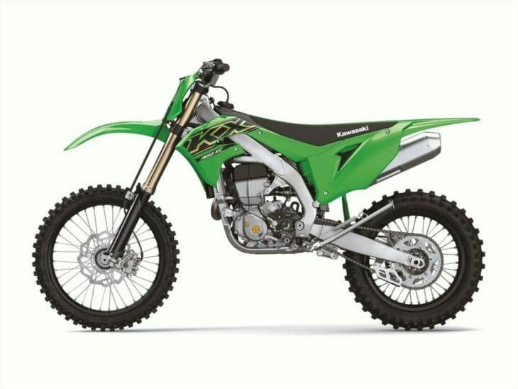 2021 Kawasaki KX450XC First Look