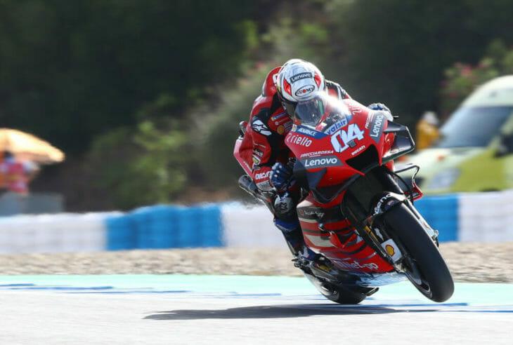 2020 Spanish MotoGP news Dovizioso