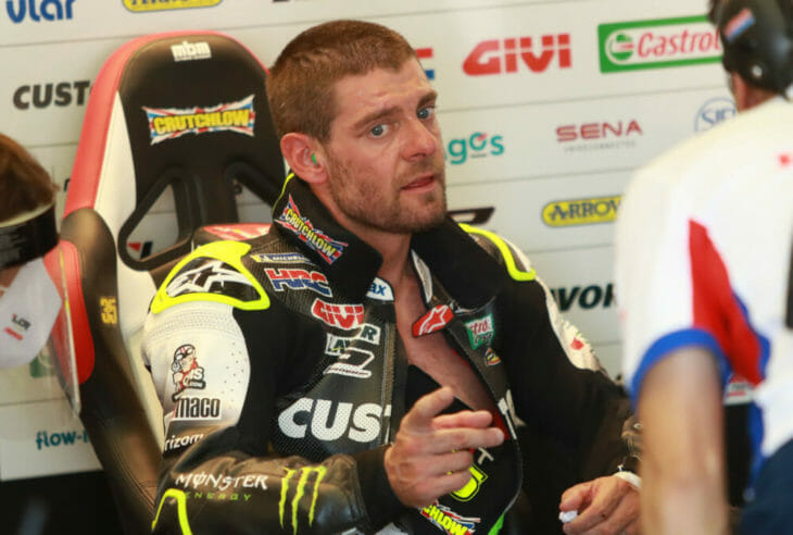 2020 Andalucia MotoGP Results Crutchlow