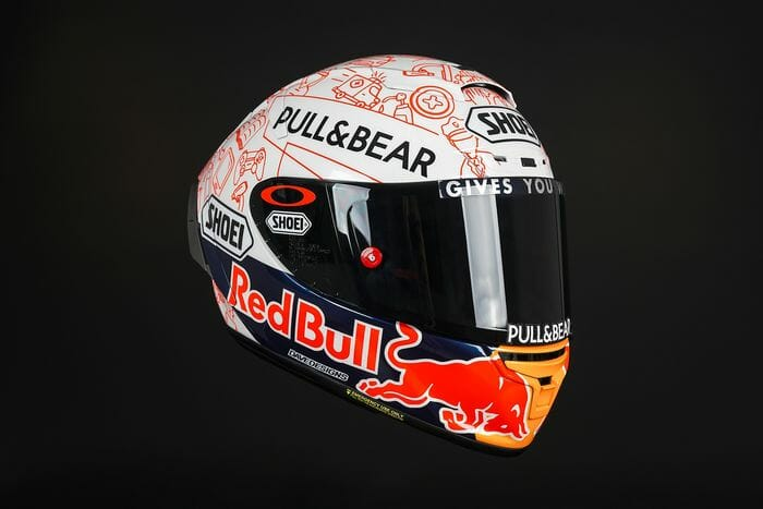 Marquez Brothers Will Wear Solidarity Helmet and Boots at Jerez