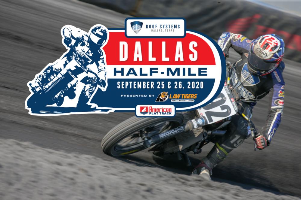 American Flat Track Tickets on Sale for Dallas Half-Mile