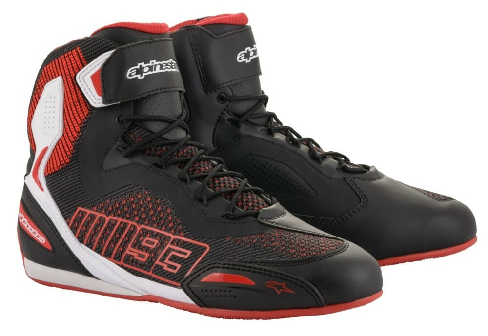Alpinestars MM93 Austin Knitted Riding Shoes