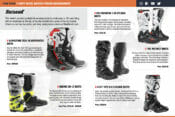 BikeBandit MX Boots Cycle News article screen shot