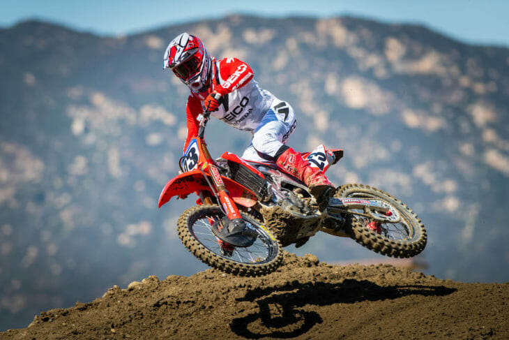 Honda HRC Team Welcomes Sexton