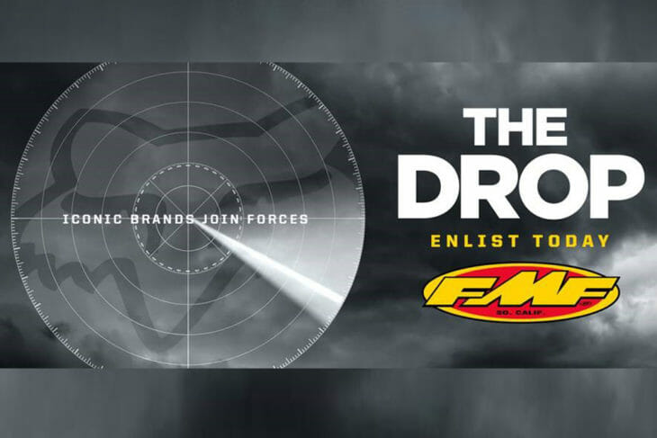 FMF Racing Teams Up With Fox Racing For Ultra Exclusive Drop 022