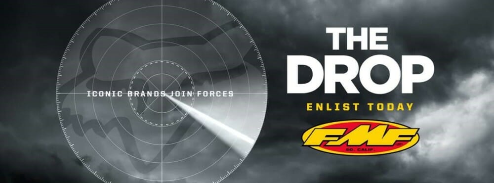 FMF Racing Teams Up With Fox Racing For Ultra Exclusive Drop 022