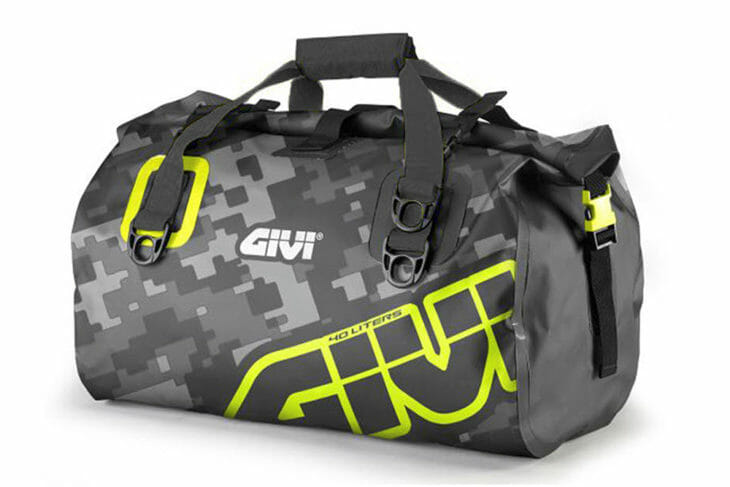 Givi Dry Bags in New Colorways