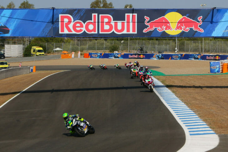 2020 Spanish MotoE Results Sunday