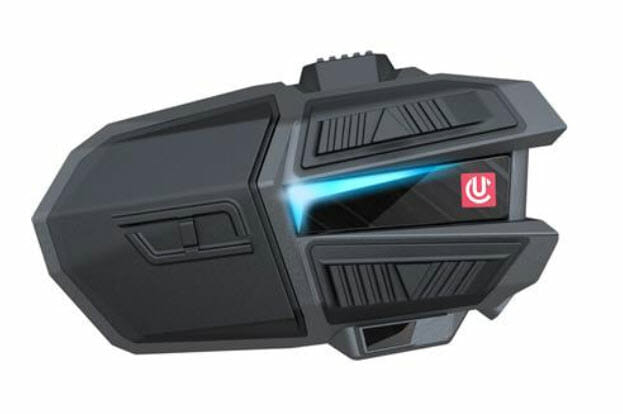 Motorcycle communications systems from BikeBandit - UCLEAR Motion 6 Communication System