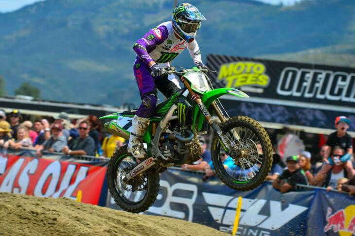 Pro Motocross Championship Postponed Indefinitely