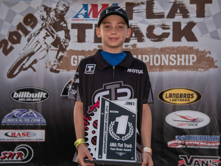 New Yorker Ryder Reese won the 2019 AMA Fast Brain Award, a $1,500 educational scholarship.