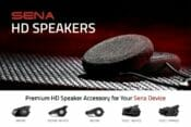 Premium HD Speakers Coming Soon for Sena Devices