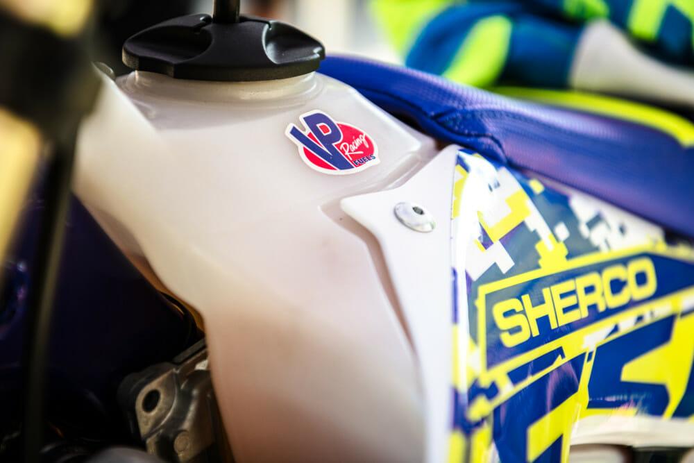 Sherco USA's Military Appreciation Bike Giveaway