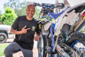 Sherco USA's Military Appreciation Bike Giveaway