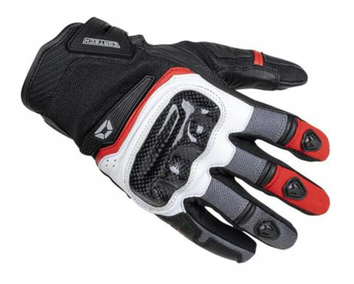 Street Motorcycle Gloves from BikeBandit - Cortech Sonic-Flo Glove