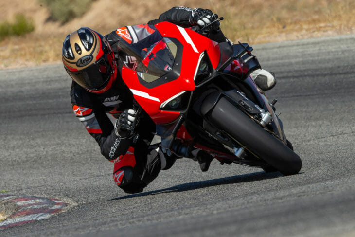 2020 Ducati Superleggera V4 Review