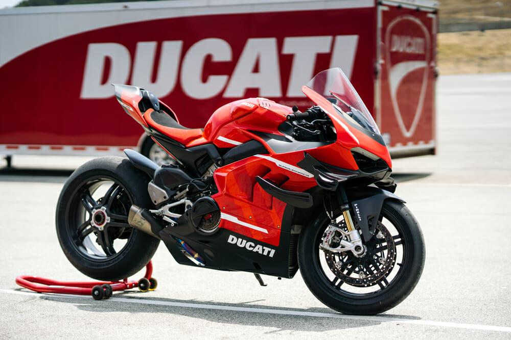 2020 Ducati Superleggera V4 Specifications