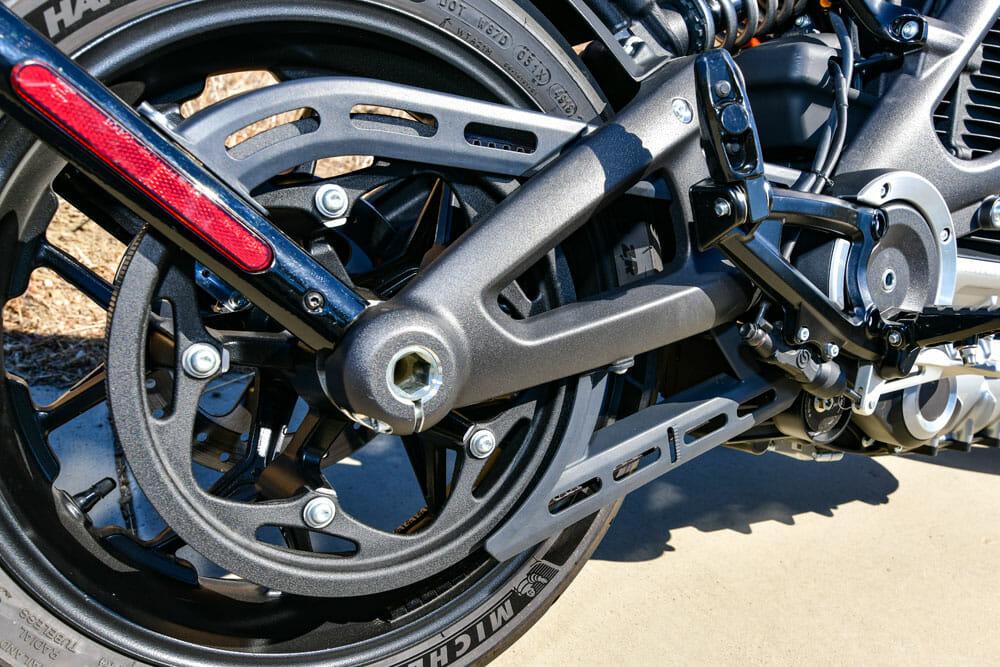 2020 Harley-Davidson LiveWire Belt Drive