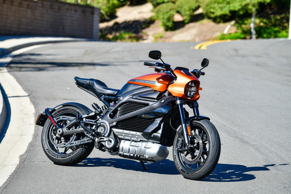2020 Harley-Davidson LiveWire Review - Cycle News