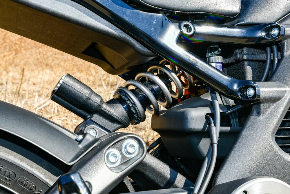 2020 Harley-Davidson LiveWire Shock