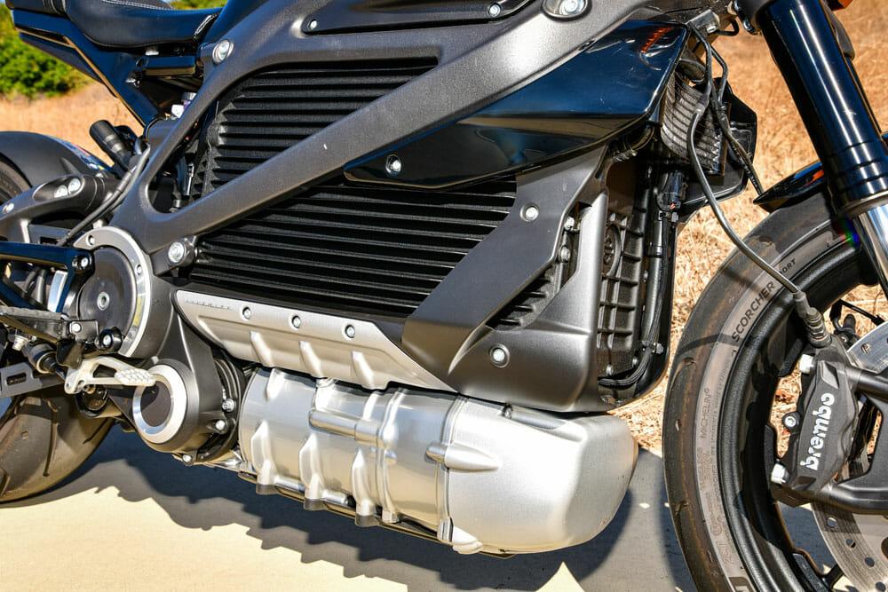 2020 Harley-Davidson LiveWire motor