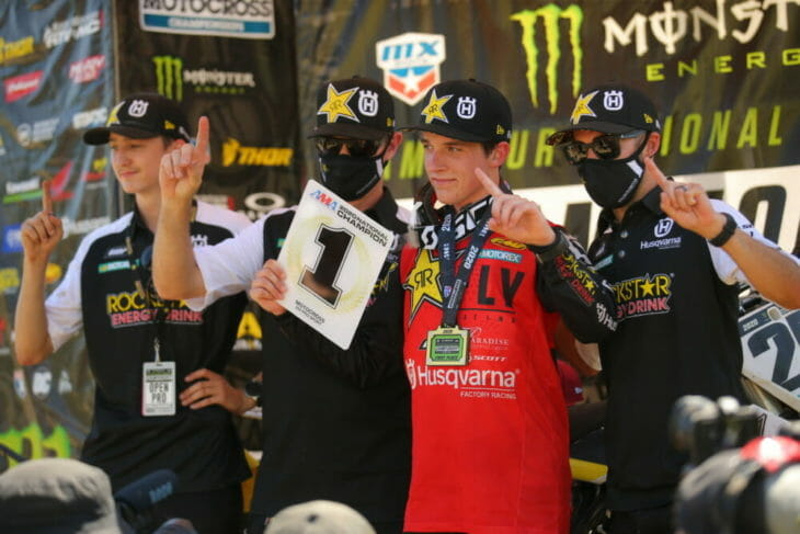 2020 Loretta Lynn's Amateur Motocross Results