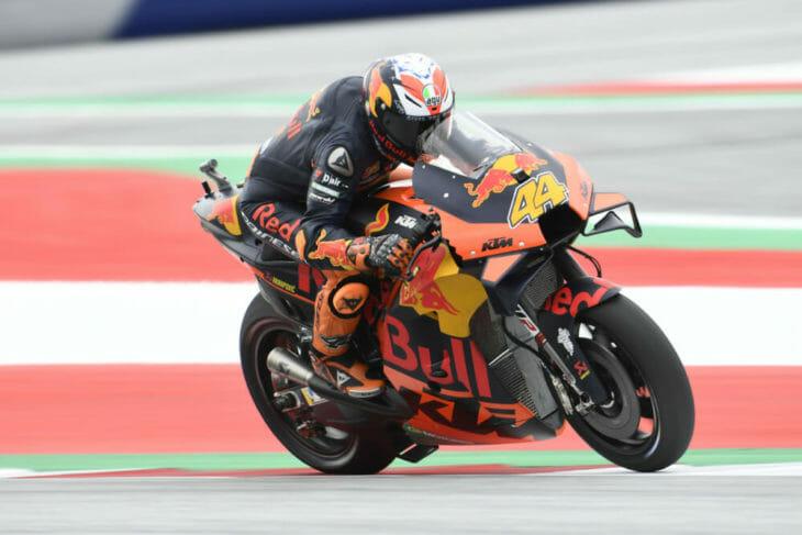 2020 Austrian MotoGP Results Friday Espargaro