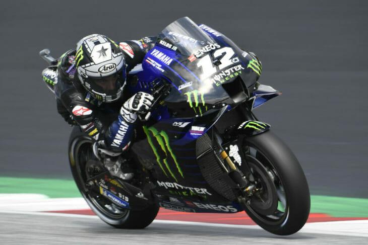 2020 Austrian MotoGP Vinales
