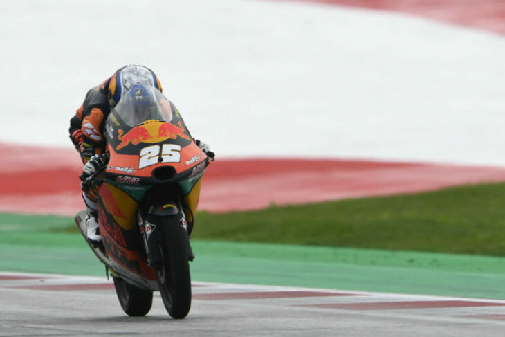 2020 Austrian MotoGP Fernandez