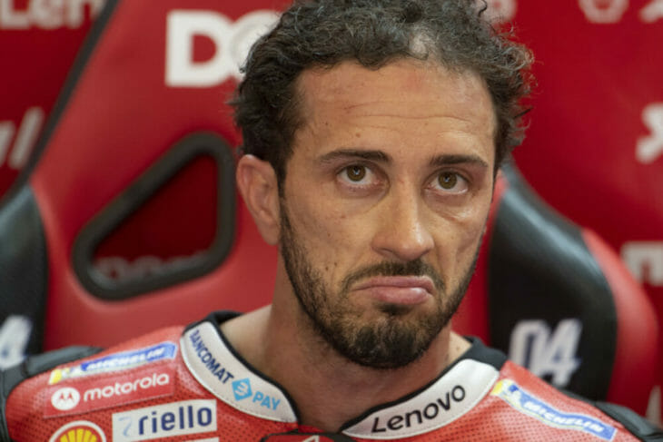 2020 Austrian MotoGP news Dovi