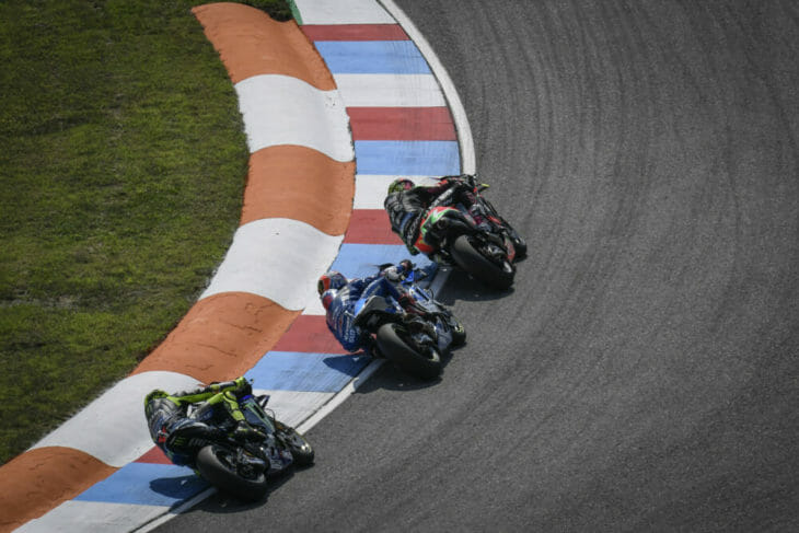 2020 Czech Republic MotoGP Results and News COVID-19
