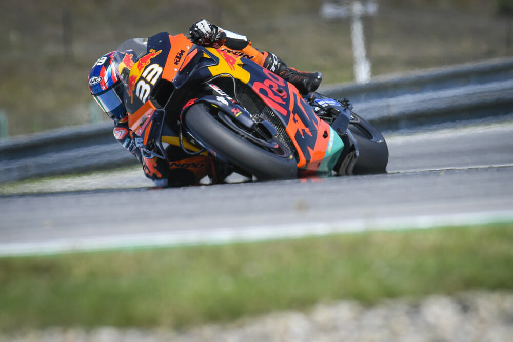 2020 Czech Republic Motogp Results And News Cycle News