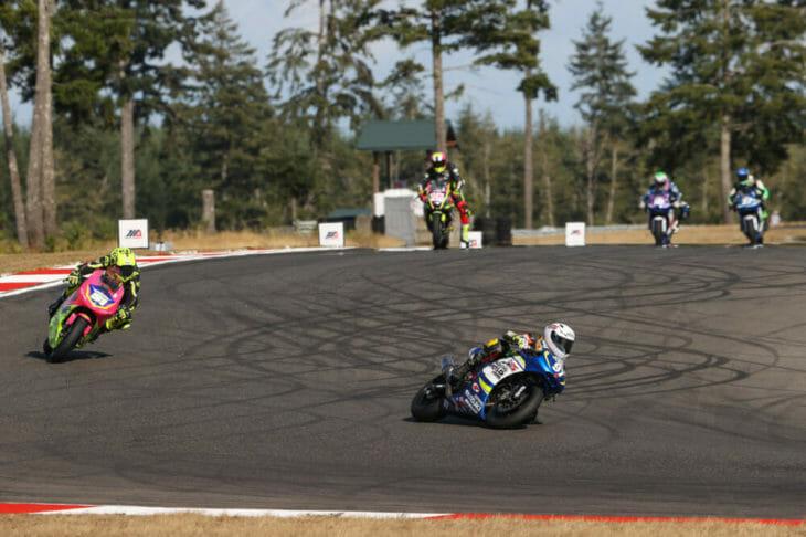 2020 MotoAmerica The Ridge Results Landers wins again