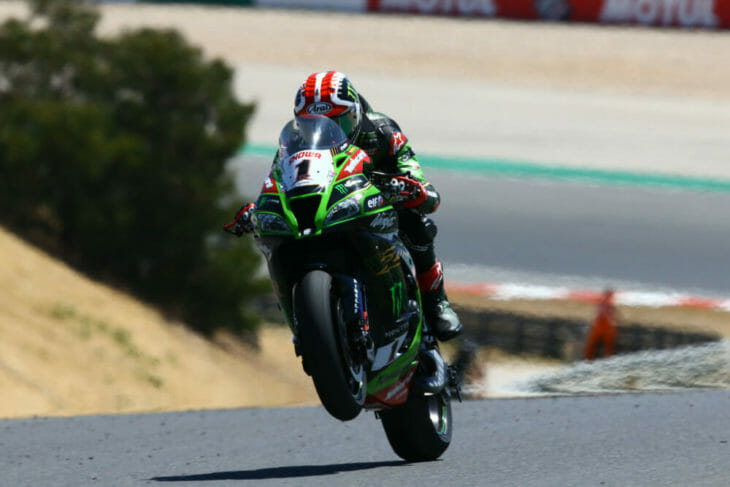 2020 Portuguese WorldSBK Results Race One Rea