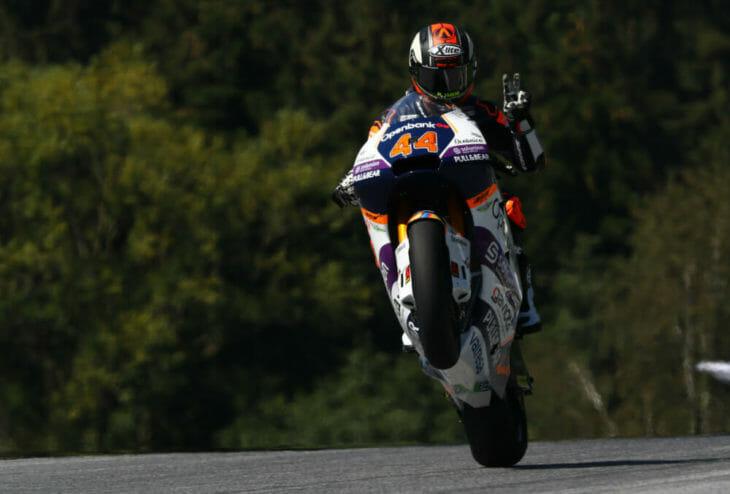 2020 Styrian MotoGP Canet pole