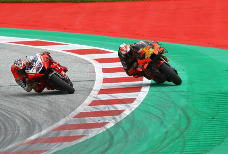 2020 Styrian MotoGP news Espargaro off track