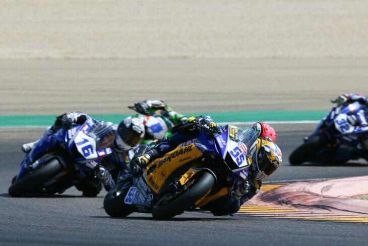 2020 Aragon WorldSBK Results Locatelli wins race two