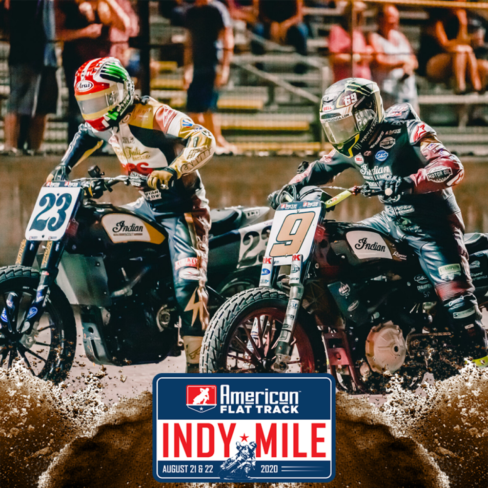 American Flat Track Indy Mile Preview