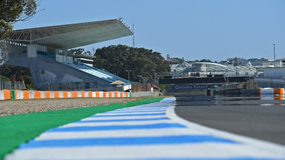 Estoril racetrack
