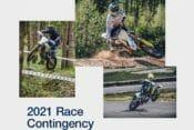 Husqvarna Motorcycles 2021 Contingency Program Announced
