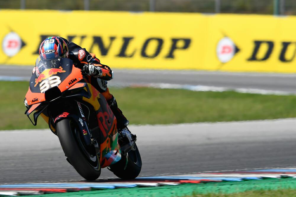 KTM MotoGP Rider Brad Binder