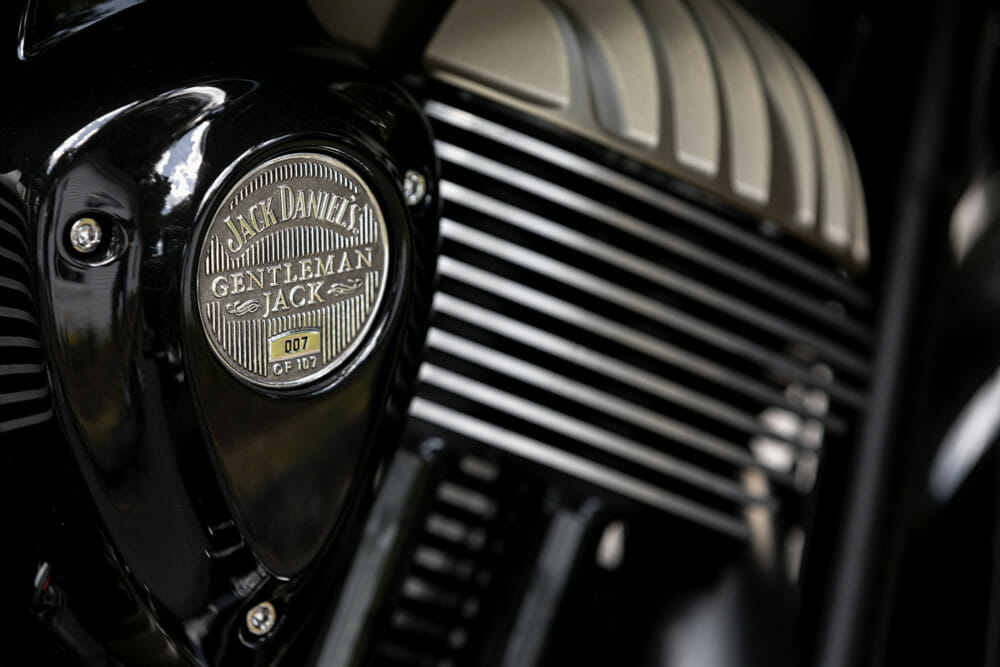 Indian Motorcycle Jack Daniel's LE Indian Roadmaster Dark Horse