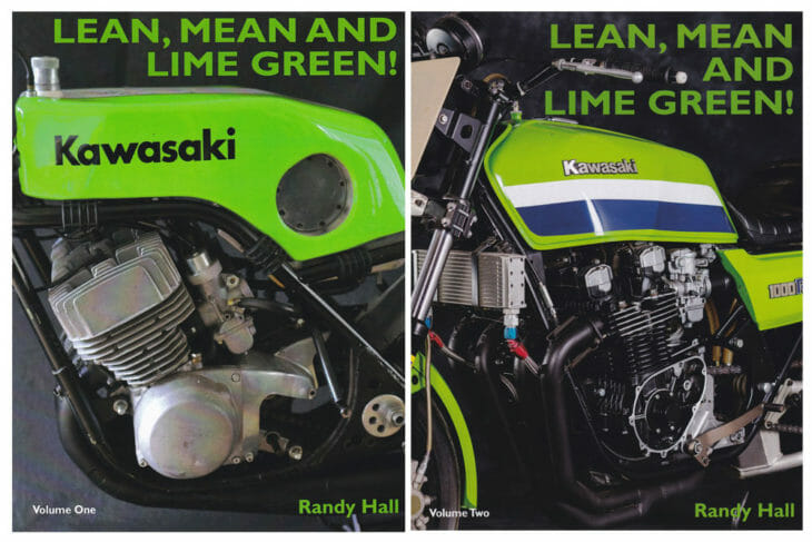 Lean, Mean and Lime Green: Volumes 1 & 2