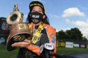 NHRA Pro Stock Racer Angelle Sampey