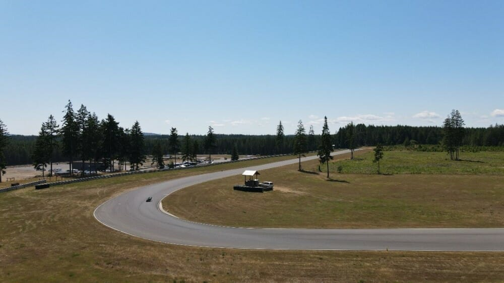 Ridge Motorsports Park in Washington state