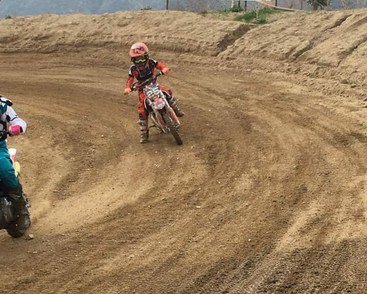 Kids experience at this year's Wiseco 2-Stroke MX Championships hosted by Fasthouse