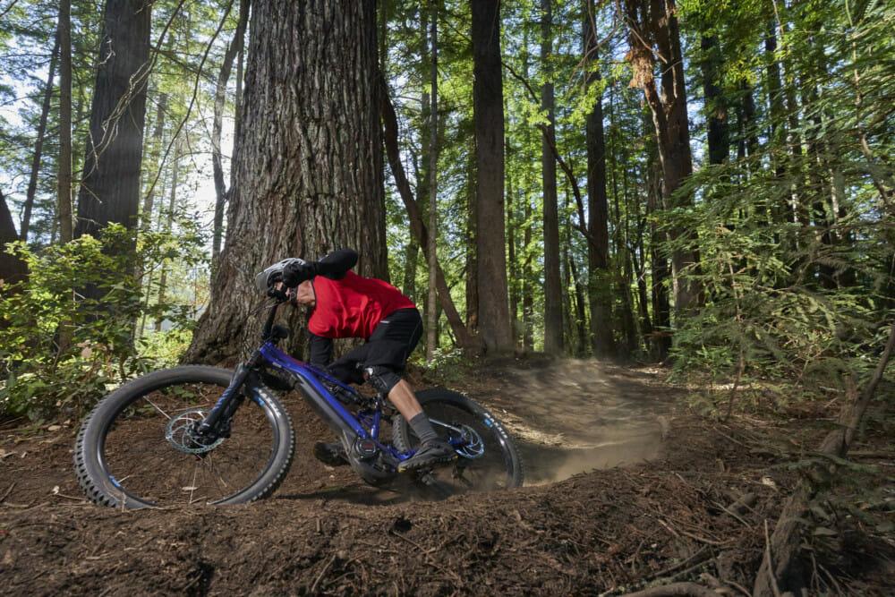 Yamaha Moro mountain bike