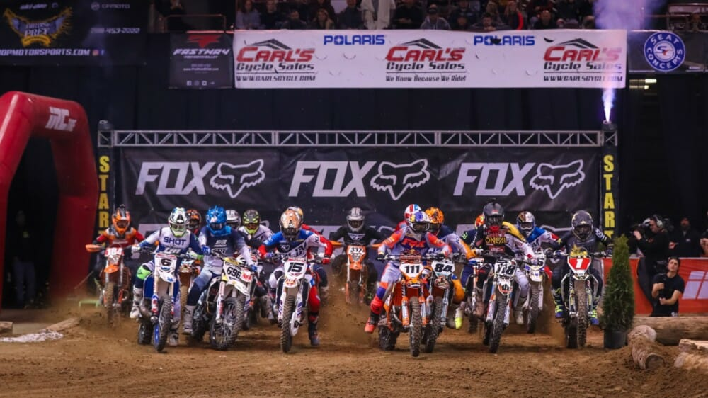 Updated 2020 Six-Race EnduroCross Schedule Announced